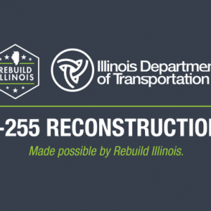Interstate 255 in Illinois set to close for nearly all of 2020