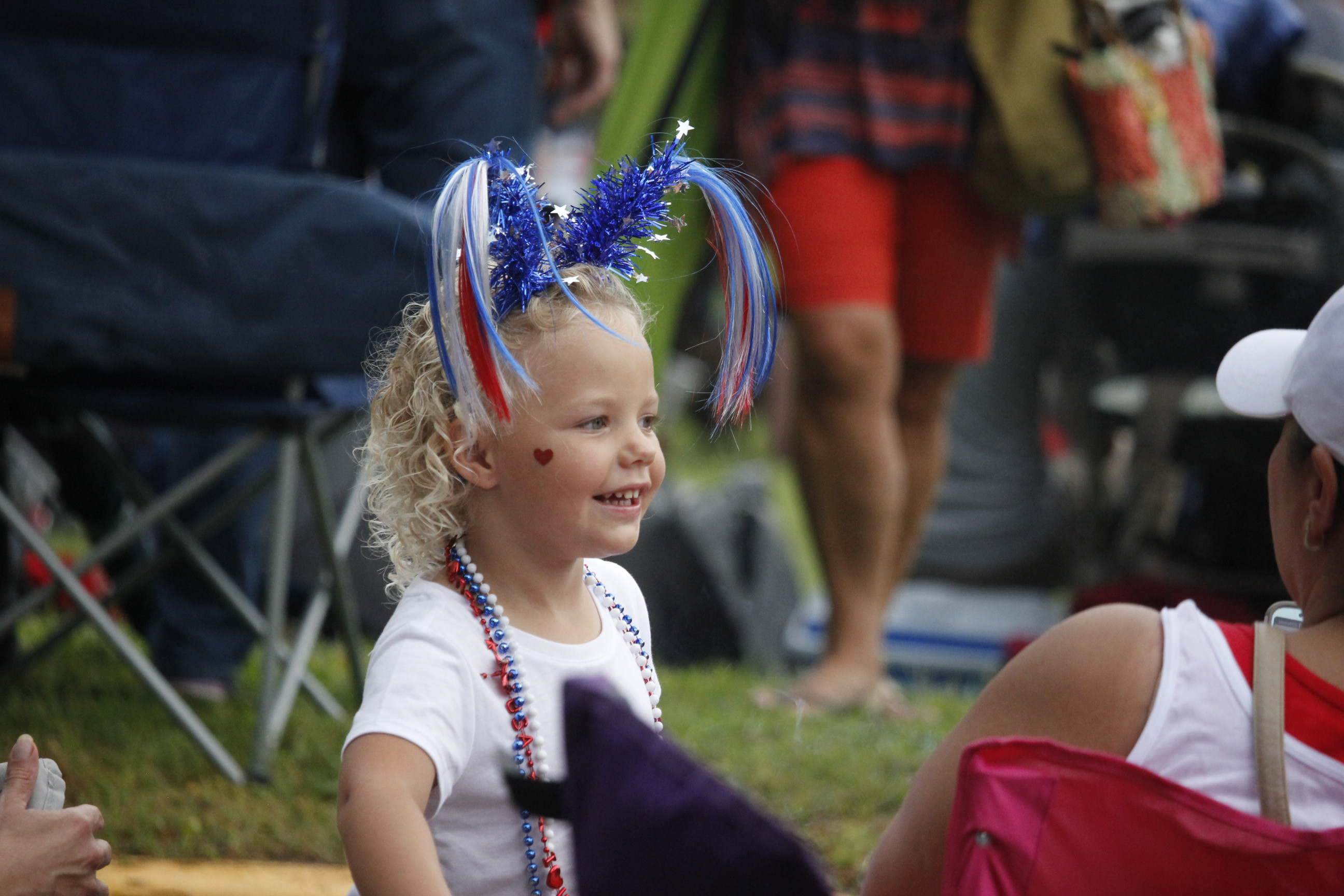 Rain didn't stop South County from enjoying the 20th year of the JB Blast at Jefferson Barracks Park in 2019, featuring live music, an appearance from County Executive Sam Page and a fireworks show. That year, 6th District Councilman Ernie Trakas was in charge of the festivities, after the resignation of former County Executive Steve Stenger.