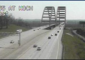 All lanes on JB Bridge open after Tuesday shutdown