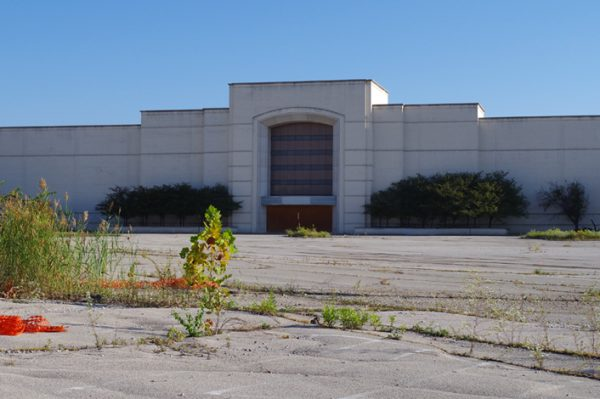 Jamestown Mall, as seen in June 2017.