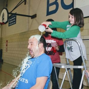 Gallery: Blades Elementary students slime the principal