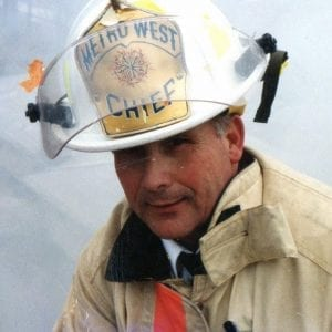 Chief Jim Silvernail, who led Mehlville and Metro West fire districts, dies