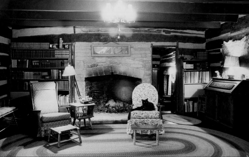 Joseph+Sappington+House+log+cabin+5
