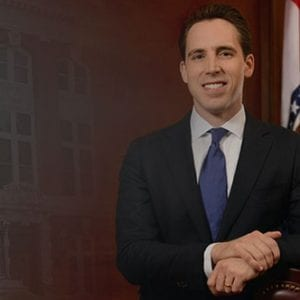 U.S. Senator Josh Hawley subpoenaed in Sunshine Law case