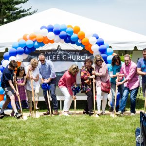 Jubilee Church breaks ground on new church in Sunset Hills office park