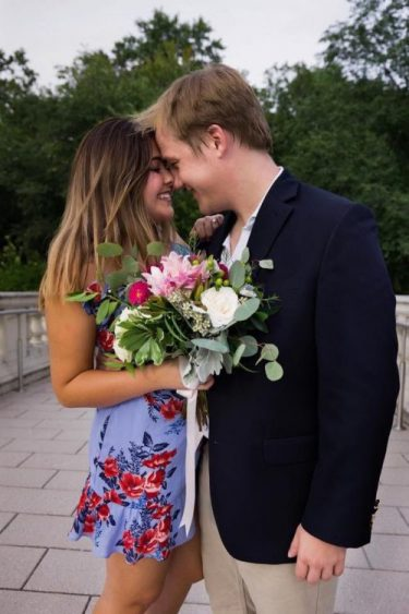 Kami Muskat and Trent Briden announce upcoming marriage