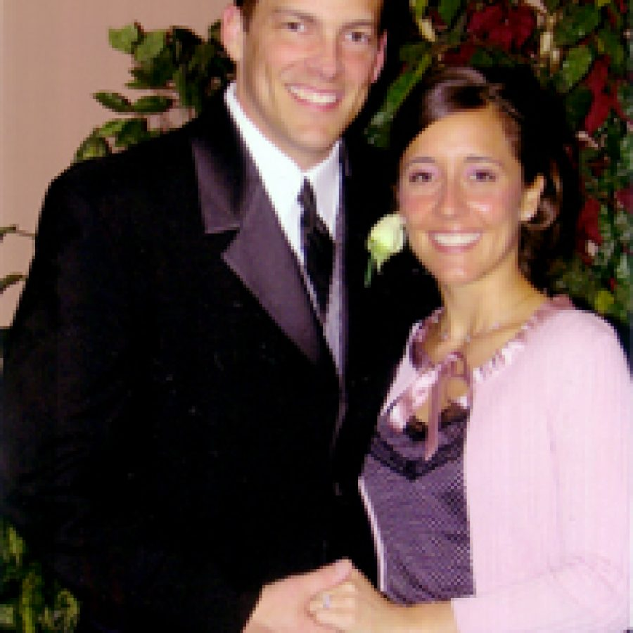 Phil Spears and Emily Karl