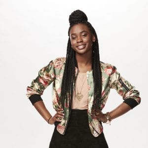 THE VOICE -- Season: 15 -- Contestant Gallery -- Pictured: Kennedy Holmes -- (Photo by: Paul Drinkwater/NBC)