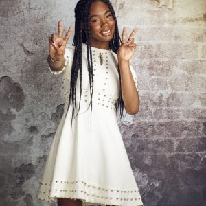 THE VOICE -- Season: 15 -- Top 24 Contestants Gallery -- Pictured: Kennedy Holmes -- (Photo by: Paul Drinkwater/NBC)