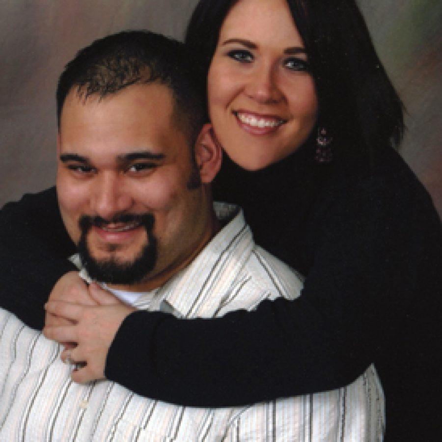 David Velasquez and Tammy King