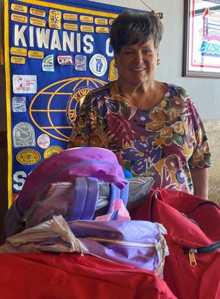 Kiwanis donate backpacks, supplies to Mehlville