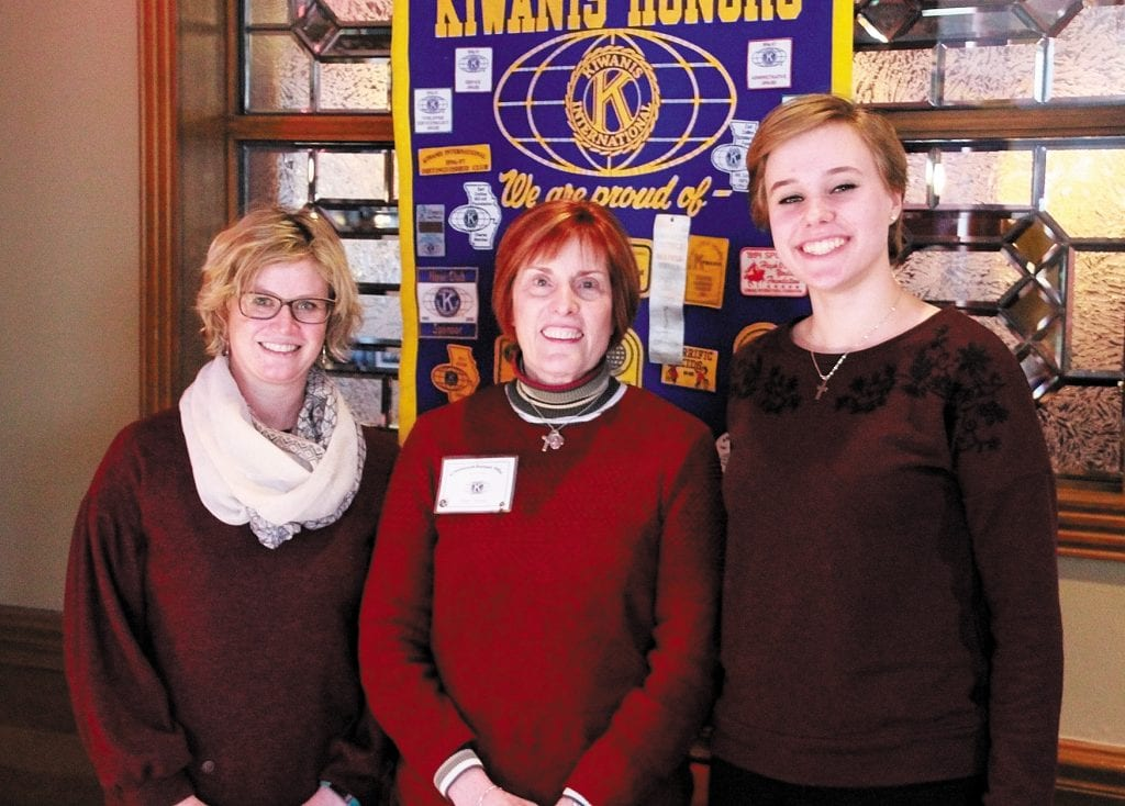 Kiwanis+Club+honors+Lindbergh+student