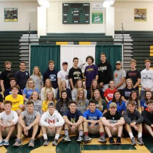 Lindbergh students sign for sports and arts