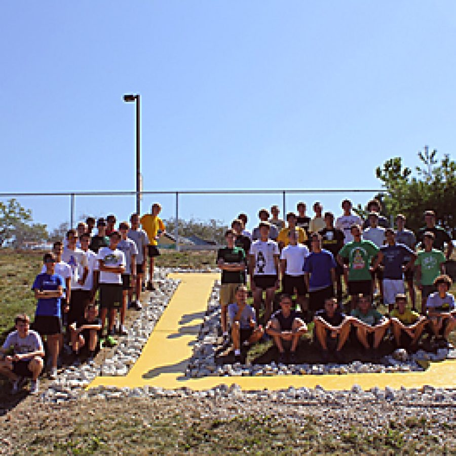 Cross country Flyers give track a facelift