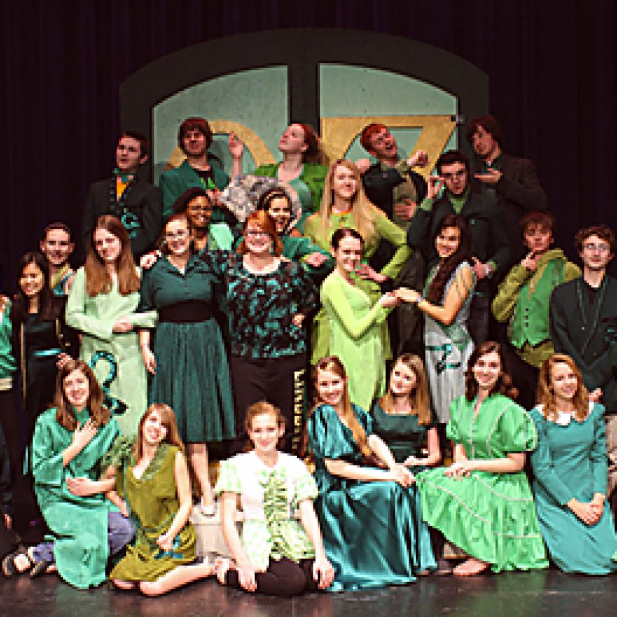 The Lindbergh High School Players will present 'The Wizard of Oz' musical later this month in the Lindbergh Auditorium, 5000 S. Lindbergh Blvd. The musical will be presented at 7 p.m. daily from Thursday, Feb. 24, through Saturday, Feb. 26. Tickets go on sale Feb. 10.