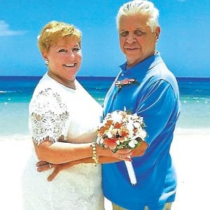 Ron and Cheryl Lammlein celebrate their 50th wedding anniversary