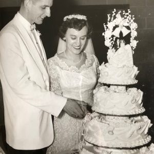 Richard and Kay Landis set to celebrate 60 years of marriage