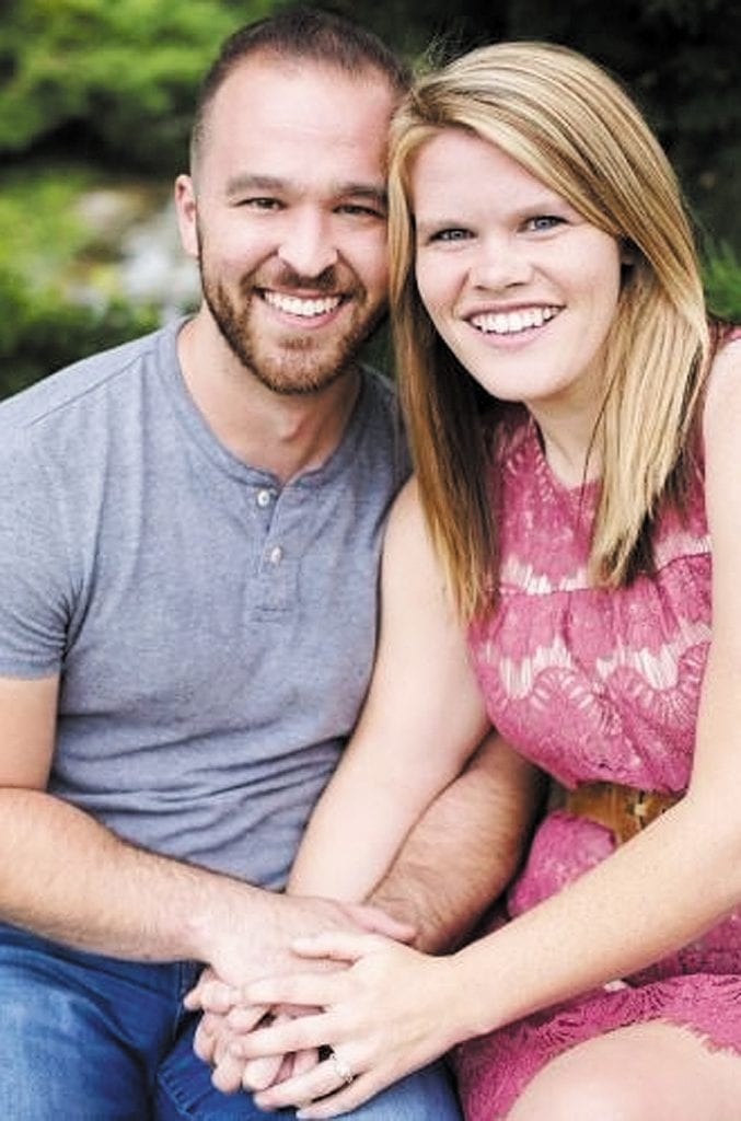 Lauderdale+and+Hutton+announce+engagement%2C+May+26+wedding