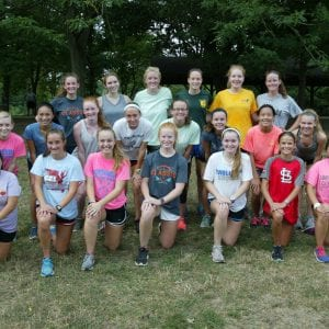 Lindbergh High girls' cross country team aims to qualify for state meet in 2017