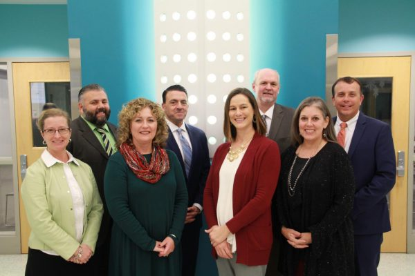 The 2019-2020 Lindbergh Board of Education.