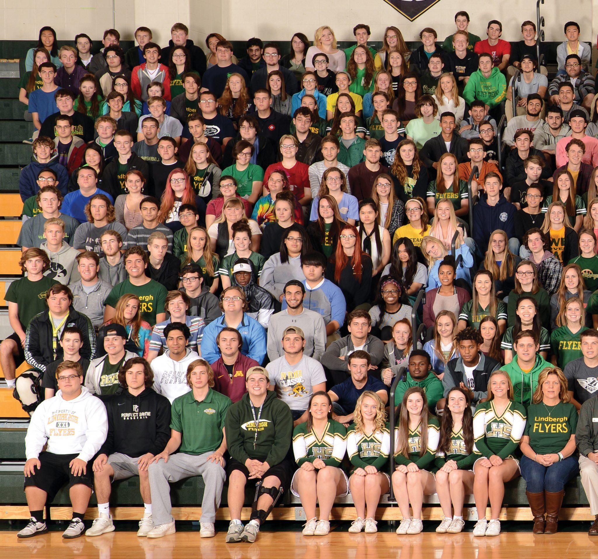 Grad Salute: Lindbergh High School Class Of 2017
