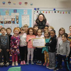 Lindbergh Foundation surprises teachers with $30,000 in grants