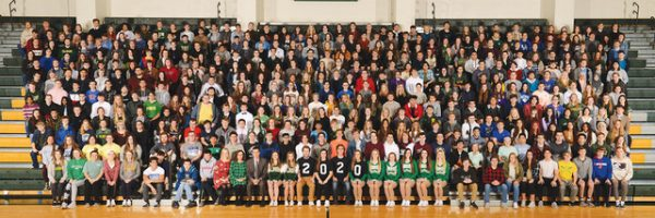 Lindbergh High School Class of 2020, official class photo