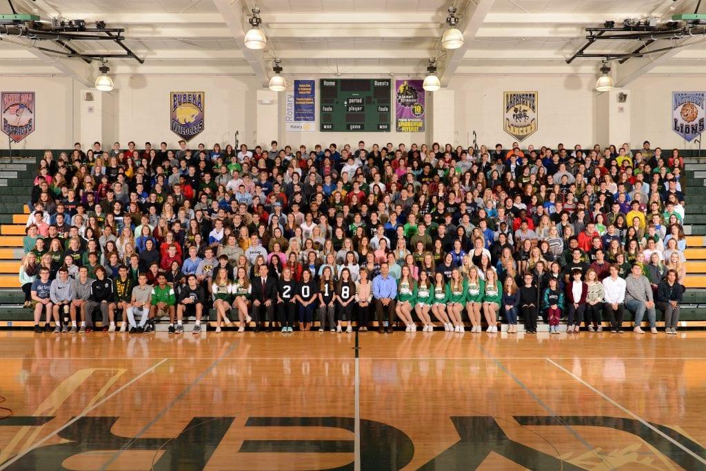 Grad+Salute%3A+Lindbergh+High+School+Class+of+2018