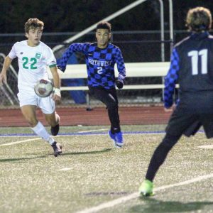 Flyers soccer team heading for state semifinals after dream '19