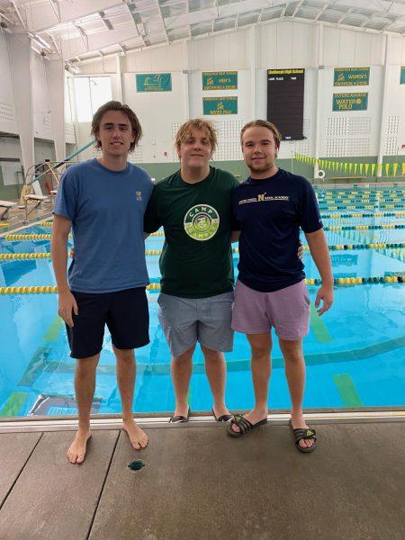 LHS swim hopeful for strong season