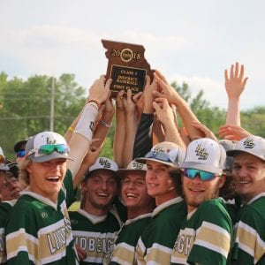 Gallery: Lindbergh baseball dominates the district championship