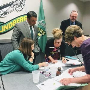 Lindbergh board seeks input on traits, skills of new leader