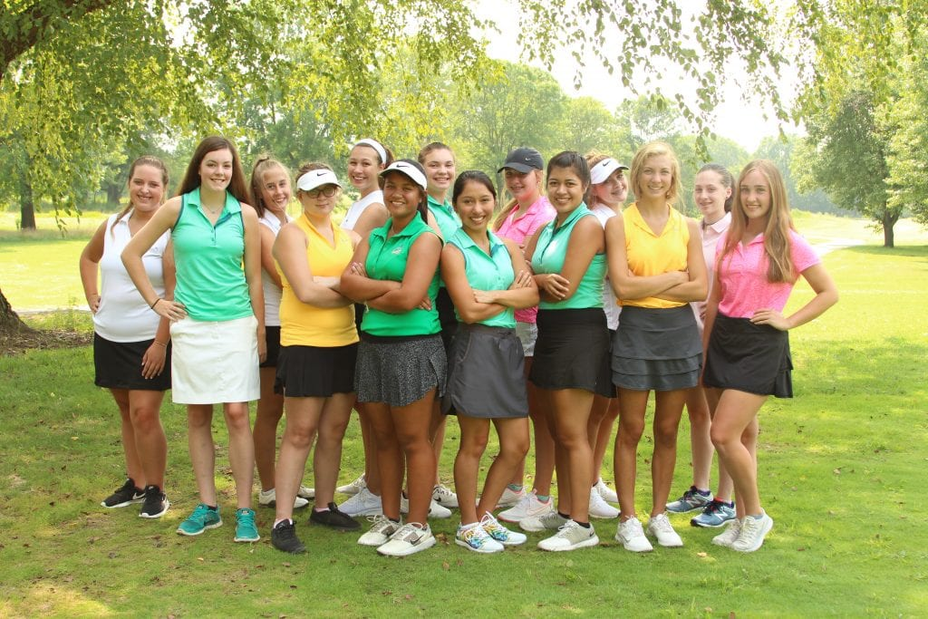 Lindbergh+girls%E2%80%99+golf+drives+for+state