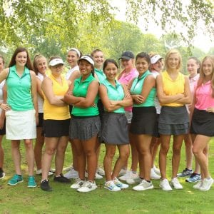 Lindbergh girls' golf drives for state