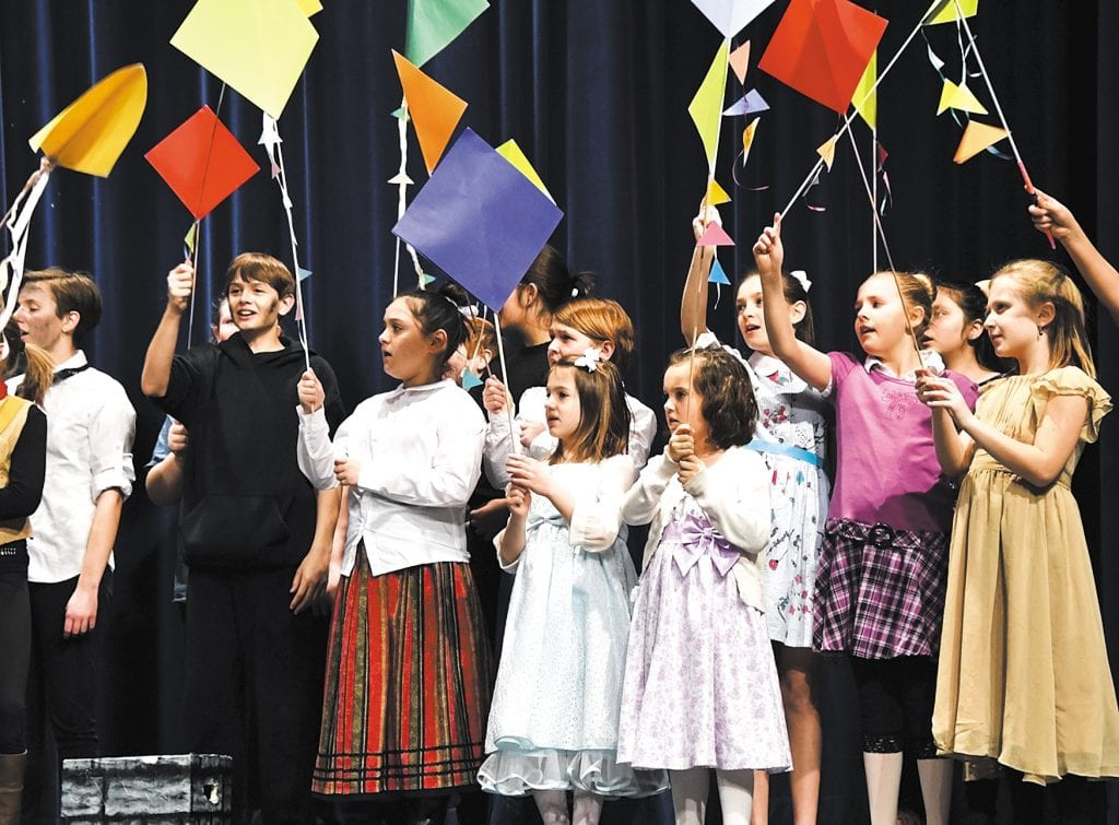 Lindbergh+musical+raises+funds+for+hospital