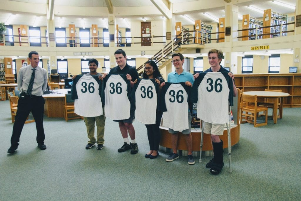 Five Lindbergh High students achieve perfect ACT scores