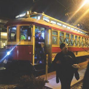 Last ride of the Loop Trolley breaks down: Inside that two-hour final trip