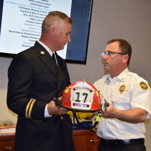 New captain named at Mehlville Fire