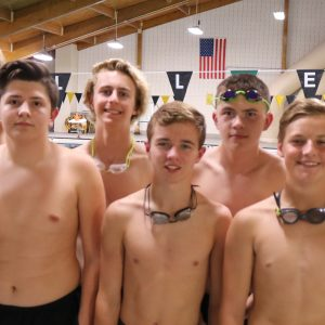 New swimmers for Mehlville Panthers look to swim straight for victory lane