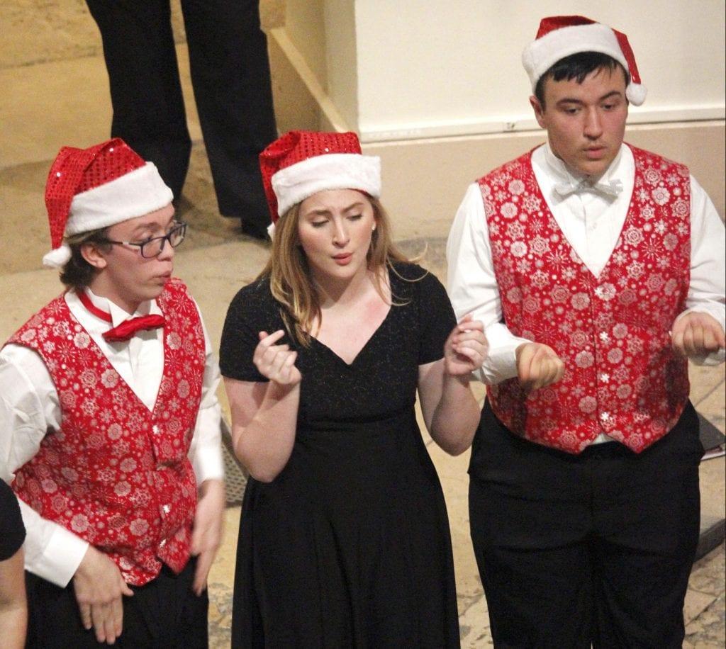 Mehlville+choir+entertains+in+concert+series