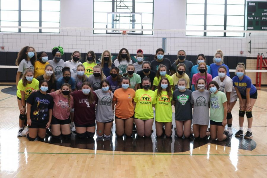 Mehlville girls volleyball has good talent 'across the board' for season