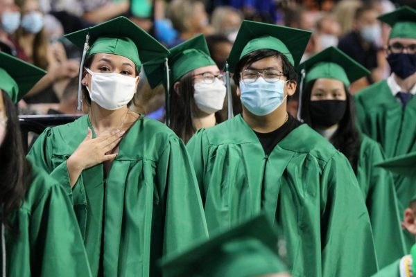 PHOTOS: Mehlville High School Class of 2020 honored at masked graduation