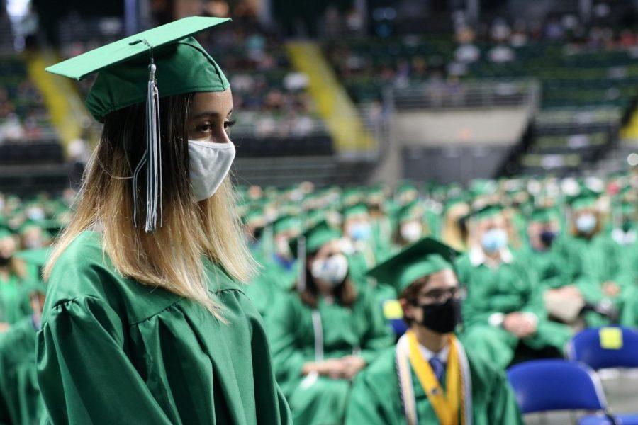 Mehlville graduation 2020.