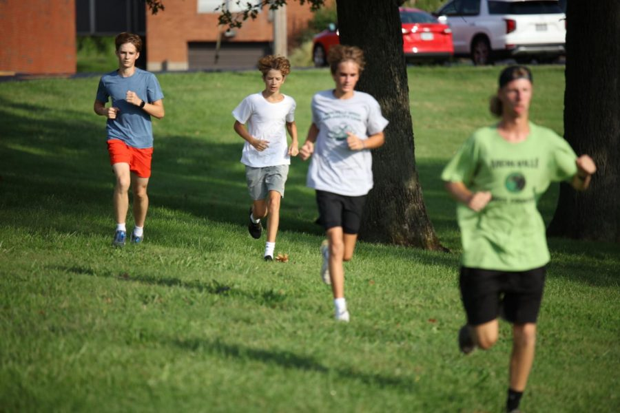 Mehlville cross country catches up from 2020