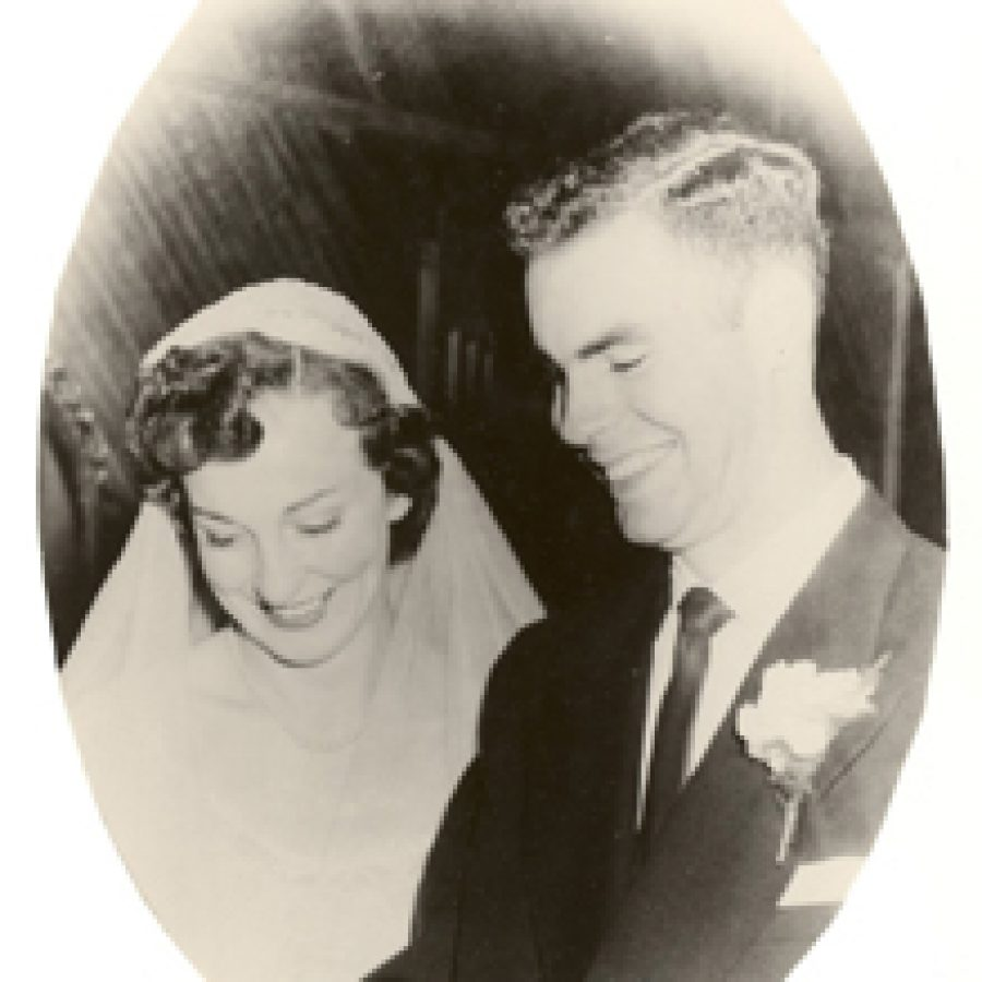 Mr. and Mrs. Karl 1955