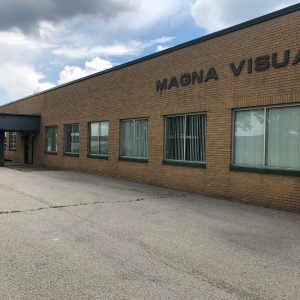 Magna Visual as seen Tuesday, July 2. Photo by Erin Achenbach.