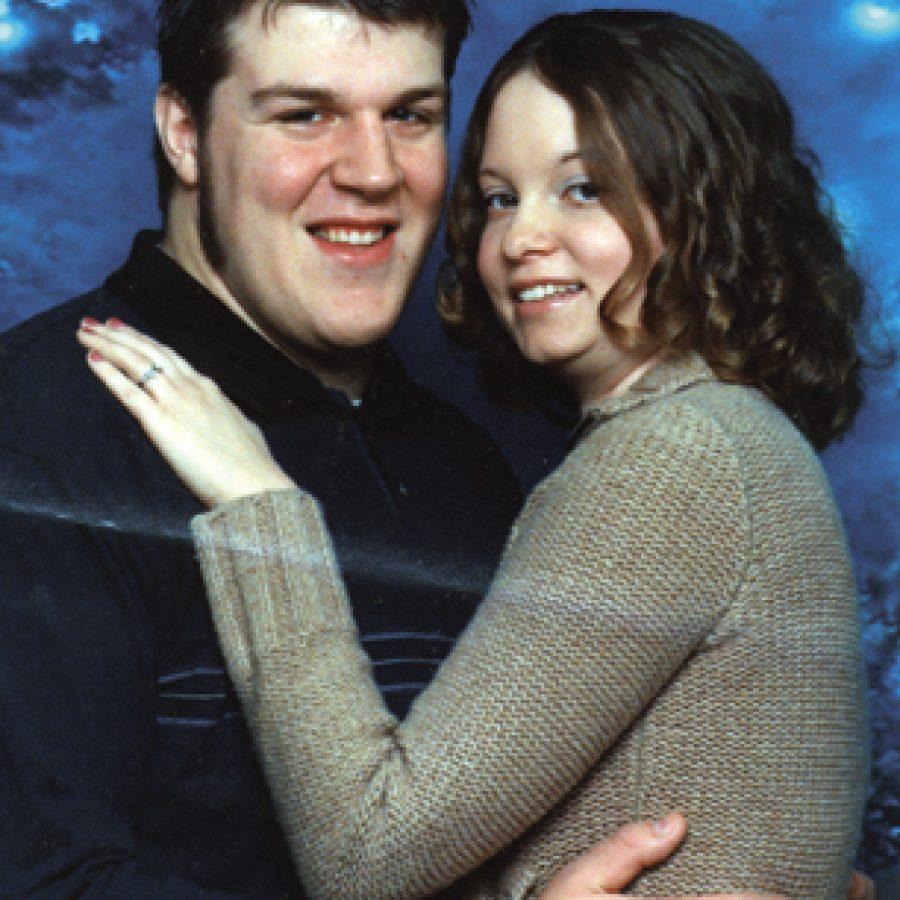 Bobby Hurd and Julia McAllister