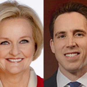 McCaskill and Hawley