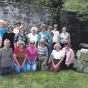 Mehlville Garden Club maintains Old Ordnance Room garden