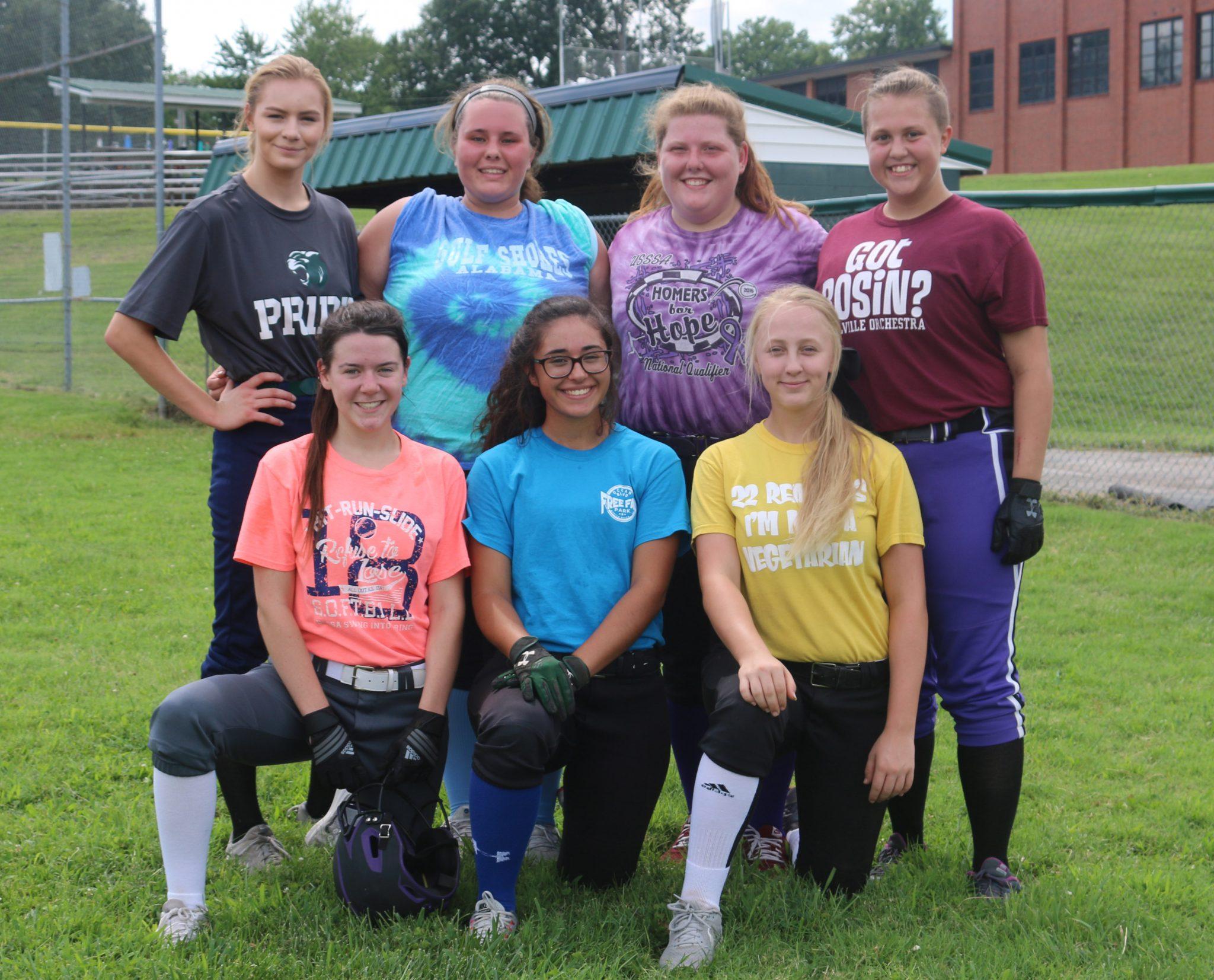 Mehlville High School softball team has top athletes, hunts for
